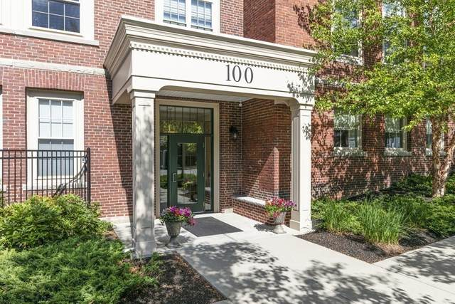 100 Nahant St #330, Wakefield, MA 01880 (MLS #72670923) :: The Gillach Group