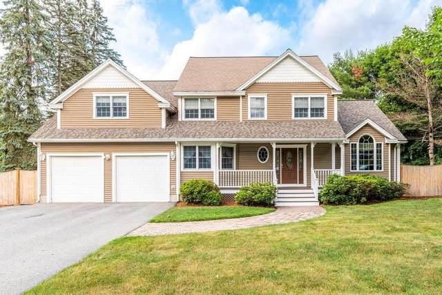 296 Salem Street, Wilmington, MA 01887 (MLS #72675408) :: Charlesgate Realty Group