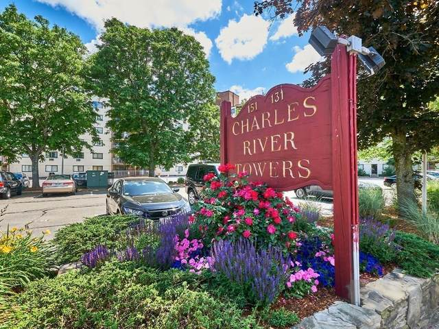 131 Coolidge Ave #127, Watertown, MA 02472 (MLS #72676729) :: The Seyboth Team