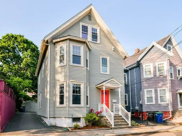 10 Belmont Place, Somerville, MA 02143 (MLS #72679722) :: The Seyboth Team