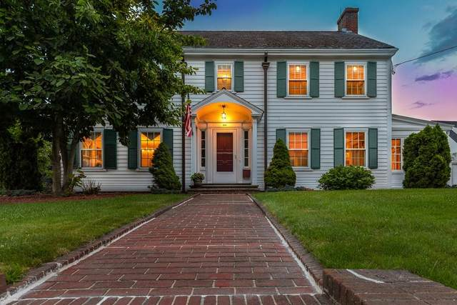 350 S Main St, Haverhill, MA 01835 (MLS #72681831) :: The Gillach Group