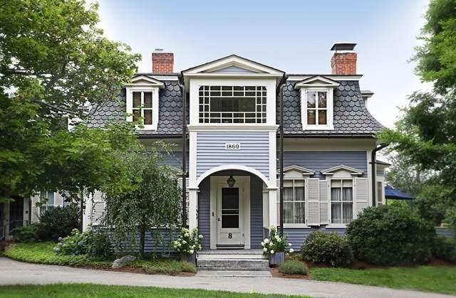 8 Ayer Road, Harvard, MA 01451 (MLS #72702187) :: Kinlin Grover Real Estate