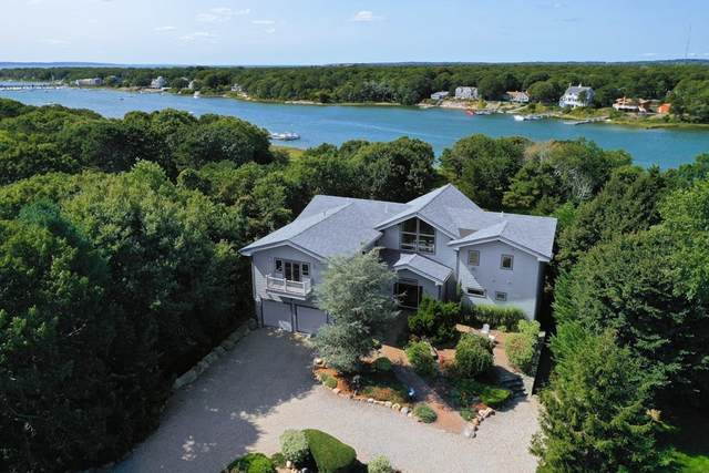 353 Davisville Rd, Falmouth, MA 02536 (MLS #72711089) :: Zack Harwood Real Estate | Berkshire Hathaway HomeServices Warren Residential