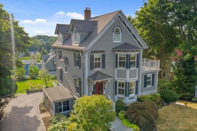 303 Forest Ave, Cohasset, MA 02025 (MLS #72717232) :: Anytime Realty