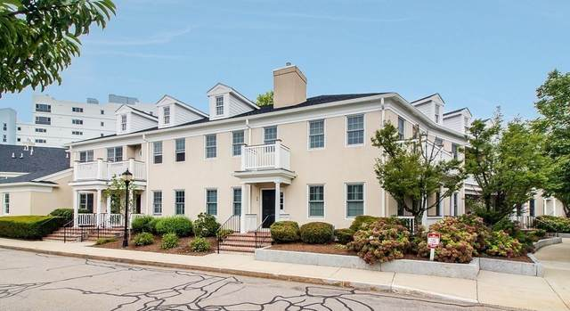 26 Tilden Cir #26, Quincy, MA 02171 (MLS #72719054) :: The Duffy Home Selling Team