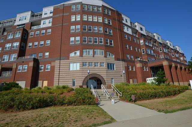 9 Park Ave #709, Hull, MA 02045 (MLS #72720878) :: EXIT Cape Realty