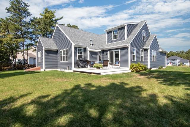 75 Arbor Ridge, Plymouth, MA 02360 (MLS #72723736) :: RE/MAX Unlimited