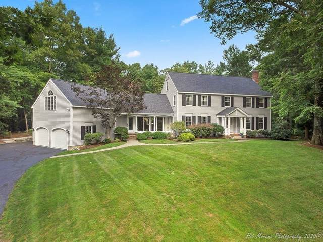 32 Castlemere Place, North Andover, MA 01845 (MLS #72725881) :: Zack Harwood Real Estate | Berkshire Hathaway HomeServices Warren Residential