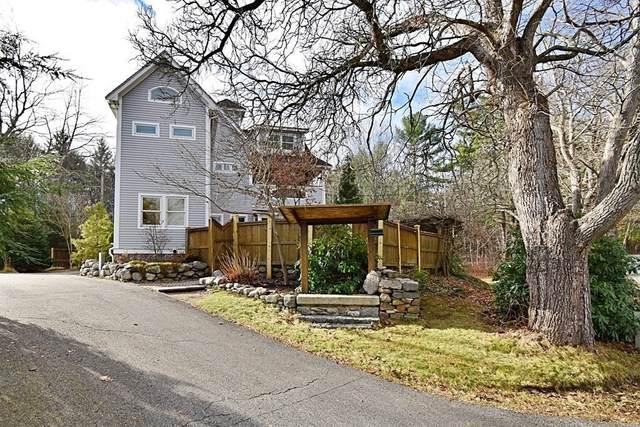 715 Bedford Rd, Carlisle, MA 01741 (MLS #72726163) :: Cosmopolitan Real Estate Inc.
