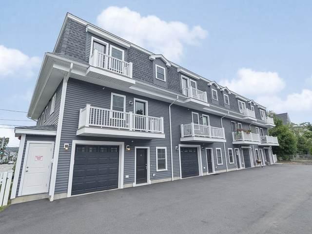 172 Bright Street #4, Waltham, MA 02453 (MLS #72726887) :: Westcott Properties