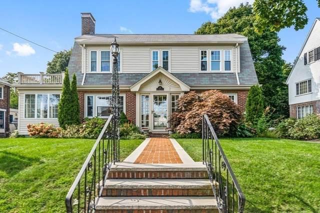 24 Pine Ridge Road, Medford, MA 02155 (MLS #72727765) :: Cosmopolitan Real Estate Inc.