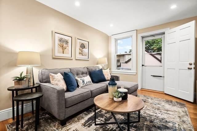 123 Kilsyth Rd #6, Boston, MA 02135 (MLS #72727924) :: Westcott Properties