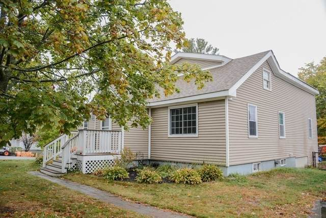 275 Oak St, Methuen, MA 01844 (MLS #72743913) :: EXIT Cape Realty
