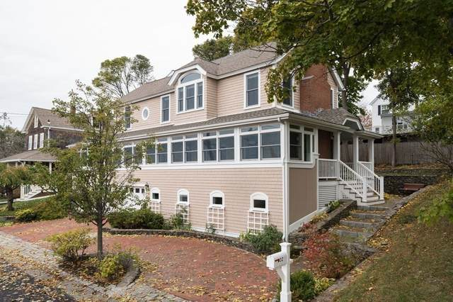 32 Highland Ave, Hull, MA 02045 (MLS #72753118) :: Cosmopolitan Real Estate Inc.