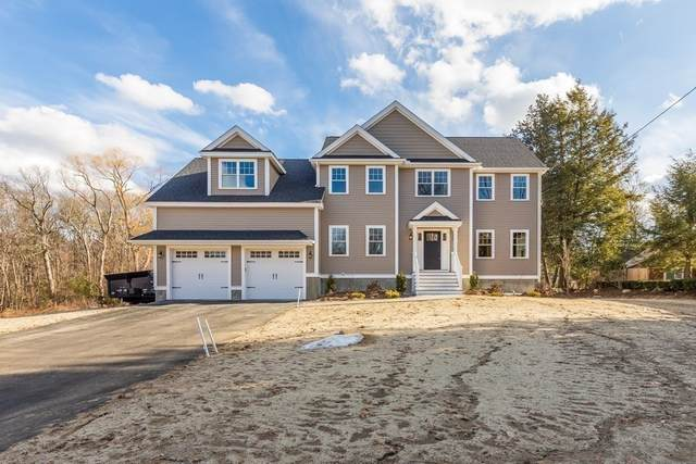 63 Woodland Road, Bedford, MA 01730 (MLS #72755576) :: Cosmopolitan Real Estate Inc.