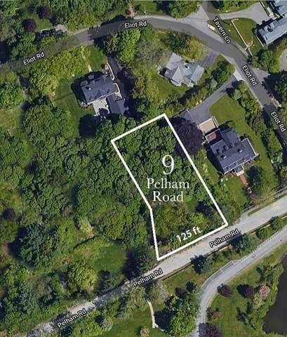 9 Pelham Road, Lexington, MA 02421 (MLS #72761053) :: Cape Cod and Islands Beach Properties
