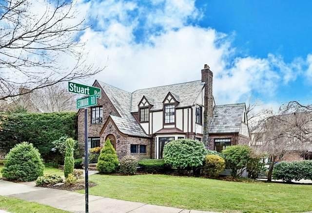3 Exmoor Road, Newton, MA 02459 (MLS #72763852) :: Cosmopolitan Real Estate Inc.