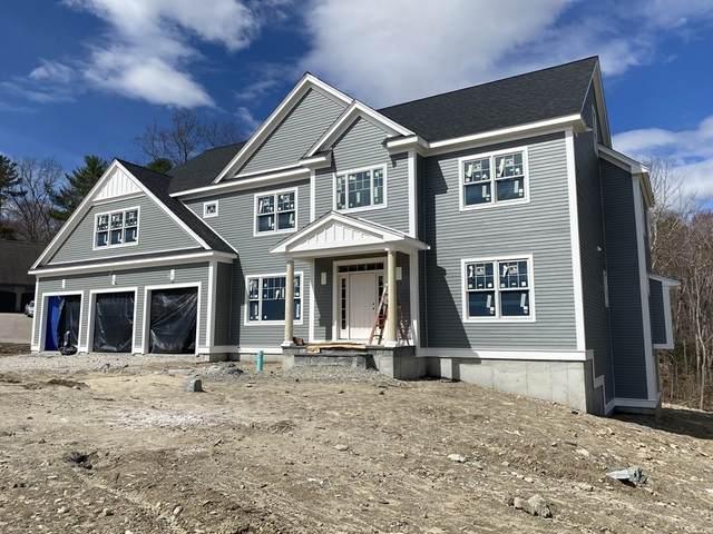 Lot  4 Boyden Estates (Lane), Walpole, MA 02081 (MLS #72775412) :: Team Tringali