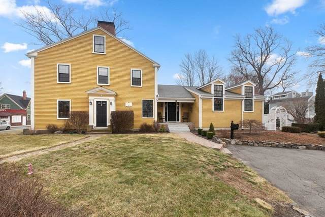 141 Lothrop Street, Beverly, MA 01915 (MLS #72777160) :: HergGroup Boston