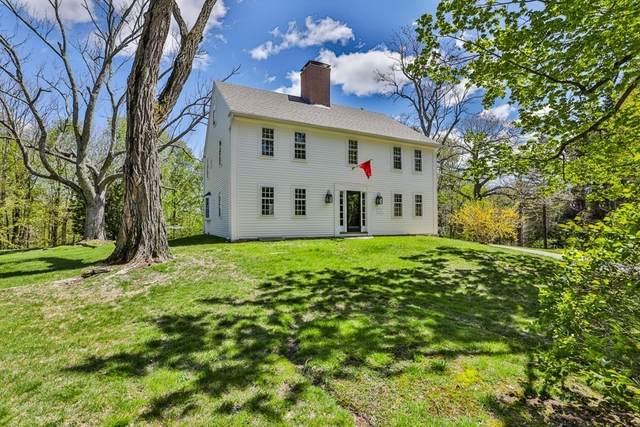 44 Mirick Road, Princeton, MA 01541 (MLS #72778731) :: The Duffy Home Selling Team