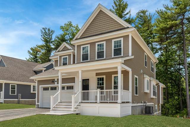 23 Carlisle Rd #5, Westford, MA 01886 (MLS #72806708) :: Welchman Real Estate Group