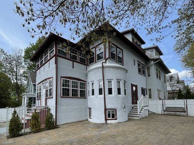 140 Bellevue St, Boston, MA 02132 (MLS #72810705) :: Dot Collection at Access