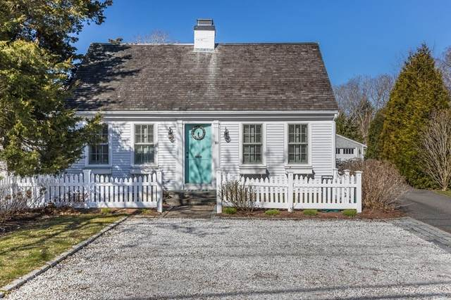 31 Parker Rd, Barnstable, MA 02655 (MLS #72810771) :: Spectrum Real Estate Consultants