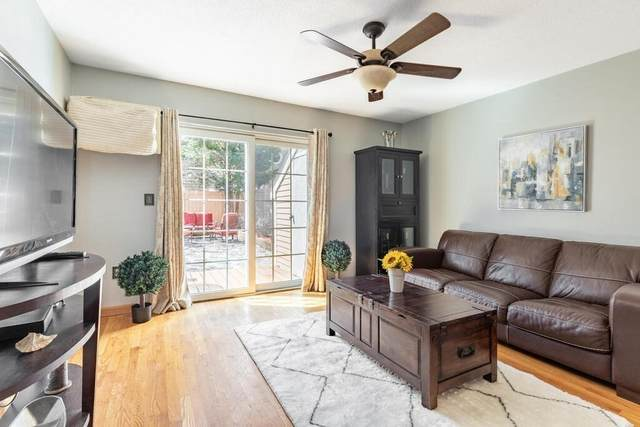 64B Marshall St B, Somerville, MA 02145 (MLS #72814022) :: Spectrum Real Estate Consultants
