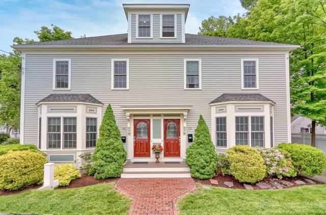 72 Marshall St #72, Needham, MA 02492 (MLS #72841062) :: Boston Area Home Click