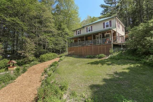 124 Old Southbridge Rd, Dudley, MA 01571 (MLS #72841955) :: Boylston Realty Group