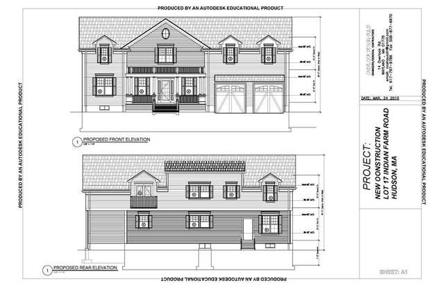 168 River Road East Lot 11, Hudson, MA 01749 (MLS #72843102) :: Westcott Properties