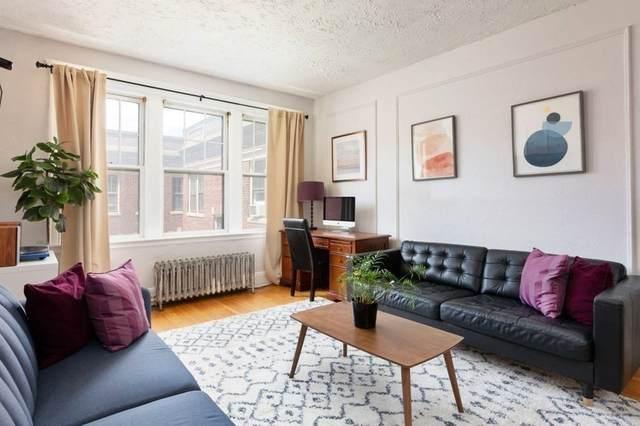 455 Washington St #5, Brookline, MA 02445 (MLS #72853745) :: Maloney Properties Real Estate Brokerage