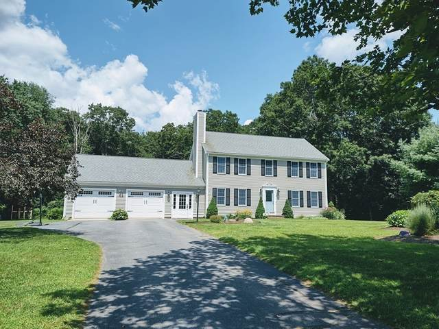 14 Victoria Ln, Rehoboth, MA 02769 (MLS #72869986) :: Spectrum Real Estate Consultants