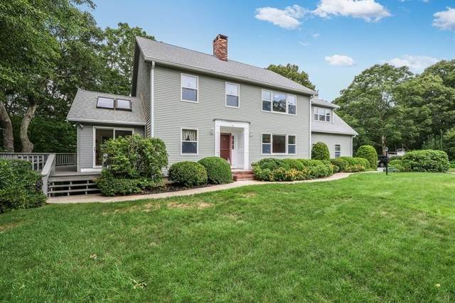 52 Deer Jump Hill Rd, Barnstable, MA 02668 (MLS #72886329) :: Dot Collection at Access