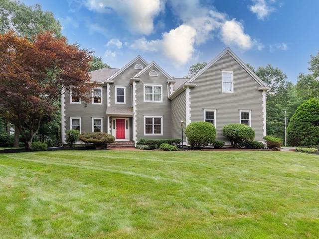 28 Gilmore Rd, Easton, MA 02356 (MLS #72888868) :: Dot Collection at Access
