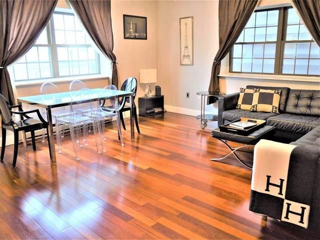 191 Bunker Hill St #206, Boston, MA 02129 (MLS #72905550) :: Zack Harwood Real Estate   Berkshire Hathaway HomeServices Warren Residential