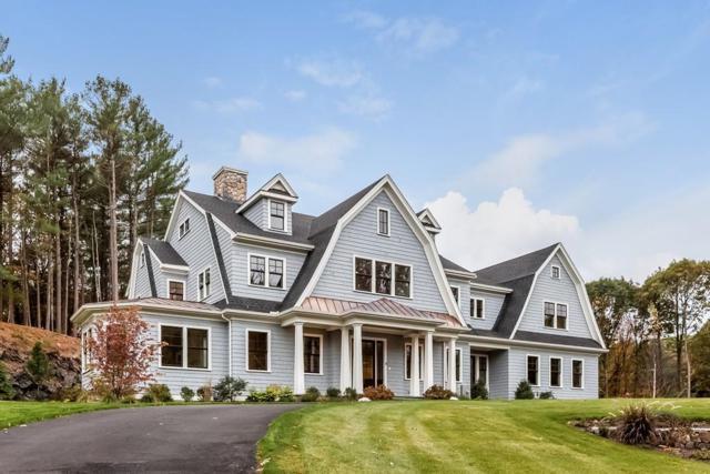 8 Scotch Pine Road, Weston, MA 02493 (MLS #72171443) :: Goodrich Residential