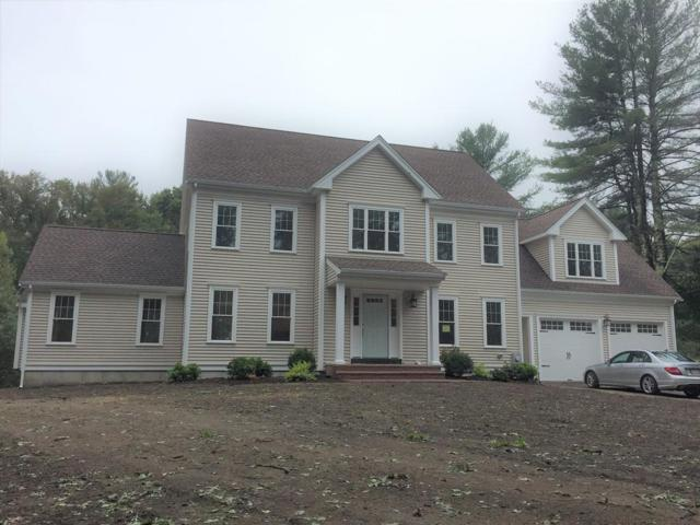 12 Settlers Drive, Lakeville, MA 02347 (MLS #72206651) :: Driggin Realty Group
