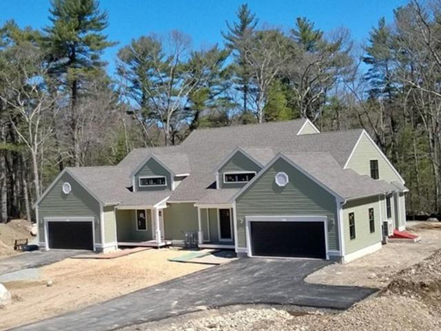16 Kevin's Way #7, Scituate, MA 02066 (MLS #72222237) :: ALANTE Real Estate