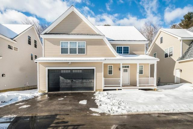 2 Connor Drive #26, Acton, MA 01720 (MLS #72292850) :: Vanguard Realty