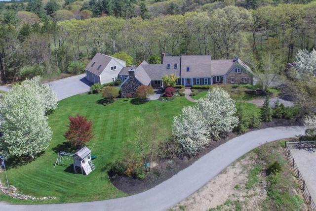 37B Pye Brook Ln, Boxford, MA 01921 (MLS #72296427) :: ALANTE Real Estate