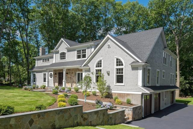 95 Sagamore Rd, Wellesley, MA 02481 (MLS #72317172) :: Driggin Realty Group