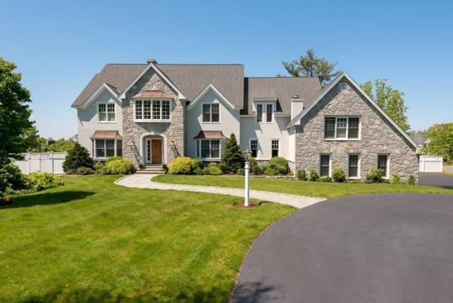 30 Canterbury St, Hingham, MA 02043 (MLS #72333324) :: ALANTE Real Estate