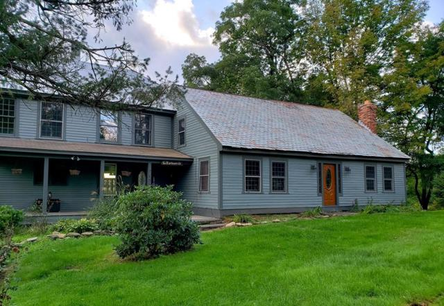156 Bromley Rd, Chester, MA 01050 (MLS #72336973) :: Apple Country Team of Keller Williams Realty