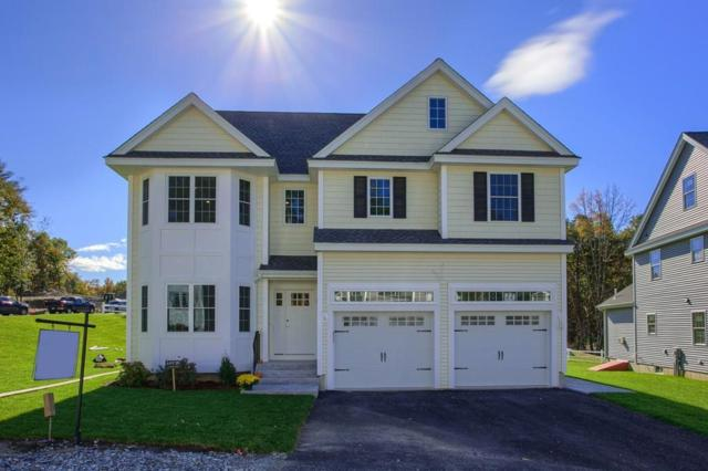3 Sadie Lane #29, Methuen, MA 01844 (MLS #72355013) :: Westcott Properties