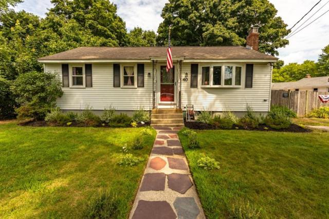 40 Essex Rd, Sharon, MA 02067 (MLS #72370511) :: Vanguard Realty