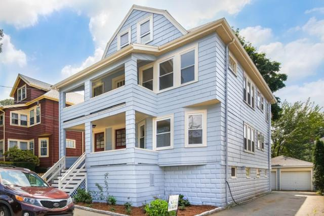 28-28A Sterling Street, Somerville, MA 02144 (MLS #72370900) :: The Muncey Group