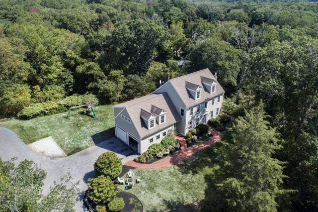 11 Powers Ln, Cohasset, MA 02025 (MLS #72389595) :: ALANTE Real Estate