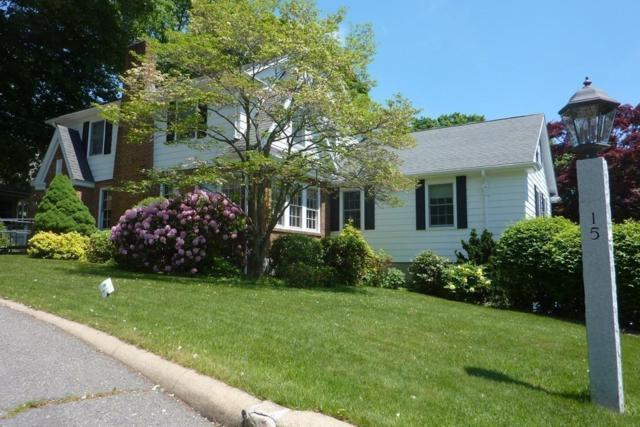 15 Ashcroft Rd, Medford, MA 02155 (MLS #72389606) :: Westcott Properties