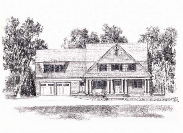 11 Homestead Road, Wellesley, MA 02482 (MLS #72389913) :: Vanguard Realty